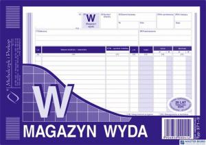 371-3 WZ magazyn wyda MICHALCZYK&PROKOP A5 80 kartek