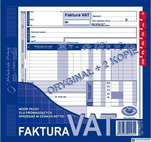 102-XN/E  Fak.VAT 2/3 A4(peł or +2kop)MICHALCZYK I PROKOP
