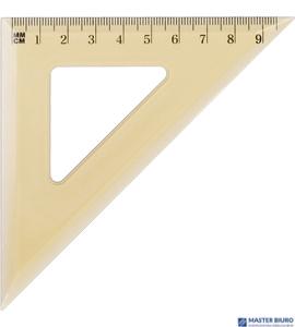 Ekierka szkolna GRAND GR854 45/10cm 130-1501