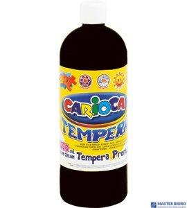 Farba CARIOCA TEMPERA 1000ml czarna (ko03/24) 170-1443