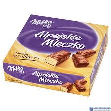 Ciastka MILKA CHOCOWAFER 150G