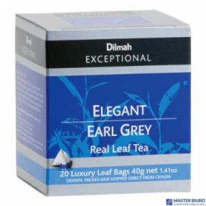 Herbata DILMAH PIRAMID EXCEPT.EARL GREY 20t