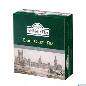 Herbata AHMAD EARL GREY 100t*2g czarna zawieszka
