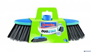 Miotła  Duostar bez kija 97067066 SPONTEX/97067067