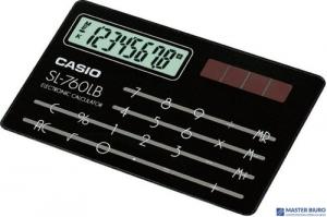 Kalkulator CASIO SL-760LBBK-S
