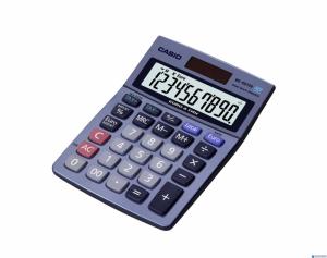 Kalkulator CASIO MS-100TER 10p