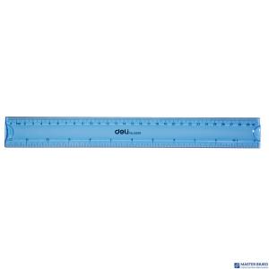 Linijka DELI 30cm D6209 009571 LEVIATAN