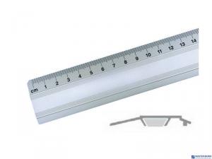 Linijka biurowa 70cm 30073 LENIAR