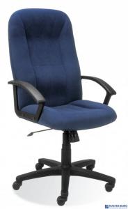 Fotel Mefisto M43 welur czarny NOWY STYL