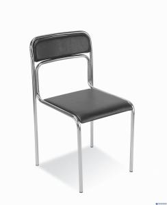 Krzesło ASCONA czarne K02 NOWY STYL