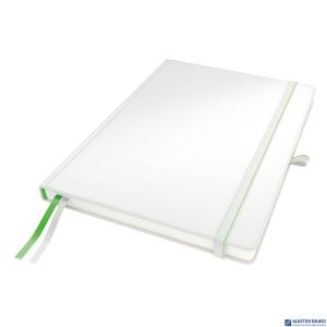 Notatnik LEITZ Complete A4 80k biały w kratkę 44710001