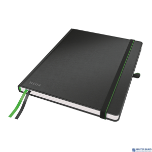 Notatnik LEITZ Complete rozmiar iPada 80k czarny w kratkę 44730095