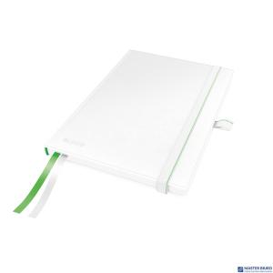 Notatnik LEITZ Complete A5 80k biały w kratkę 44770001
