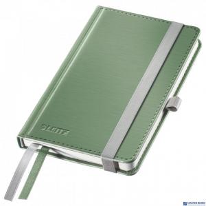 (WYCOFANE)Notatnik twardy LEITZ STYLE A6 kratka Pistacjowa zieleń 44910053 (X)