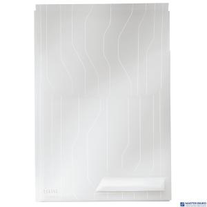 Folder LEITZ Combifile poszerzany biały przezroczysty (3szt) 47270003