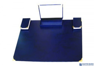 Podkład na biurko z wypos. granat 910-011 WARTA