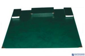 Podkład na biurko z wypos. zielony 910-007 WARTA