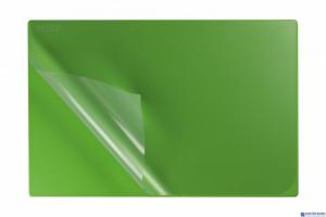 Podkład na biurko z folią 38x58 grass BIURFOL KPB-01-02