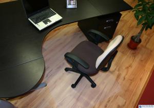 Mata pod krzesło DATURA na podłogę 80x120cm miękka