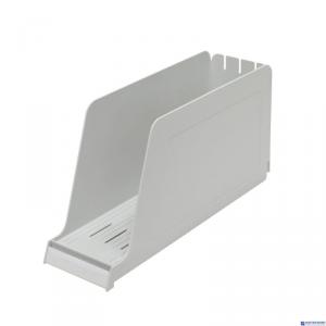 Pojemnik kaseton podłóżny E80498 szary ELBA