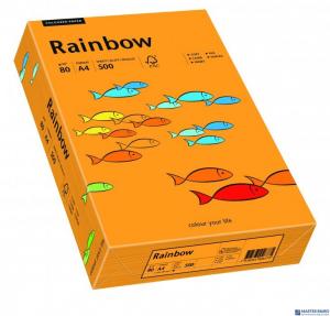 Papier ksero kolorowy RAINBOW pomarańczowy R24 88042431