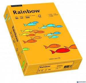 Papier ksero kolorowy RAINBOW jasnopomarańczowy R22 88042409