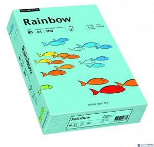 Papier ksero kolorowy RAINBOW morski R84 88042717