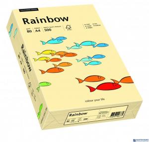 Papier ksero kolorowy RAINBOW kość słoniowa R06 88042275