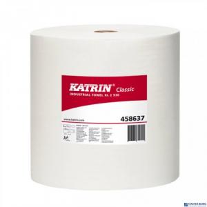 Czyściwo XL2 KATRIN 45863 260mb białe 2warstwy 25%makulatury