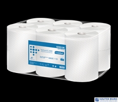 Ręcznik papierowy VELVET MAXI 110m 2 warstwy celuloza 5220106