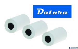 Rolki termiczne DATURA 57x25mm (10szt)