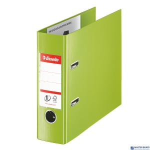 Segregator Esselte A5 75mm bankowy dźwigniowy VIVIDIA No.1 zielony 468960