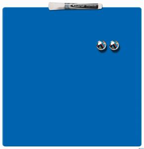 Tabliczka magnetyczna REXEL 360x360mm niebieska 1903873