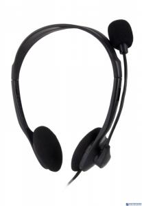 Słuchawki stereo z mikrofonem EH102 ESPERANZA