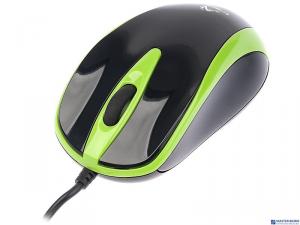 Mysz TRACER SCORPION TRM-153 USB czarno-zielo TRAMYS41012