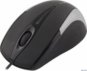Mysz optyczna SIRIUS 3D USB srebrna EM102S ESPERANZA