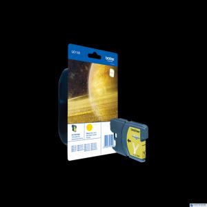 Tusz BROTHER (LC1100Y) żółty 325str DCP-185C/385C/585CW/669