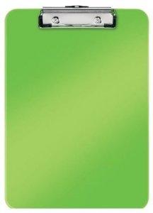 Deska z klipem Leitz WOW zielona 39710054