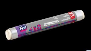 Folia aluminiowa 20m FIXI (13000)