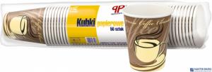 Kubki papierowe 250ml (50 szt.) COFFEE 00917 kubek