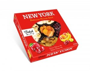 Bakalie mieszanka BAKAL MEETING NEW YORK 310g