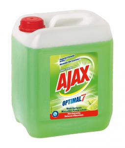 AJAX Płyn do czyszczenia uniwersalny 5l Optimal cytrynowy *47102