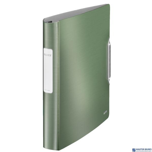 Segregator ofertowy A4 4DR/30mm Pistacjowa zieleń LEITZ STYLE 42450053