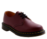 Półbuty Dr. Martens 1461 Cherry Red Smooth 10085600