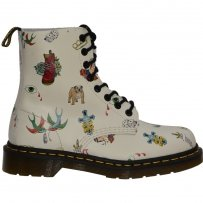 Buty Dr. Martens PASCAL Offwhite Tattoo