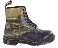 Buty Dr. Martens PASCAL MULTI Fisherman Cristal Suede 23592102