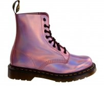 Buty Dr. Martens PASCAL IM Mallow Pink Reflective Metallic Leather 23551690