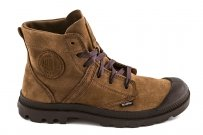 Trapery Palladium PALLABROUSE CAMEL LTH SANDALO Seal Brown 05137277