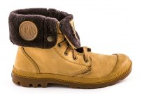 Buty Palladium BAGGY LEATHER S Amber gold/Choco 02610221 OCIEPLANE