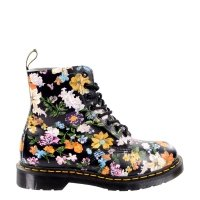 Buty Dr. Martens PASCAL DARCY FLORAL Black Backhand 22728001
